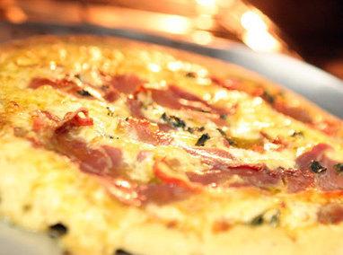 Massa de Pizza de Liquidificador - Receitas de Comidas | Comida | Scoop.it