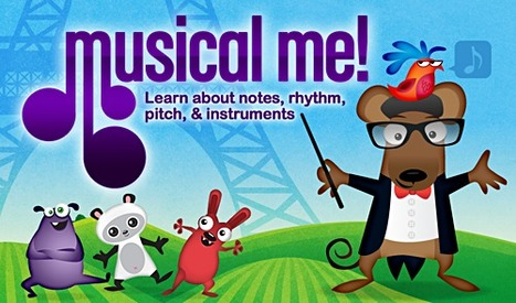 Duck Duck Moose educational iPhone apps and itouch apps for kids   Appskinderen   Scoop.it
