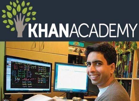 Vídeos Educativos de Khan Academy en Español | Las TIC y la Educación | Scoop.it