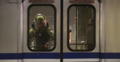 Taiwan Subway Bombing Wasn't Organized Terrorism, Government Says | CBRN | Scoop.it