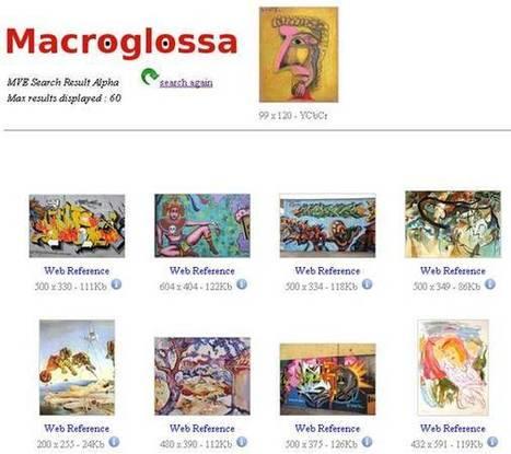 10 façons de rechercher des photos similaires sur le web, sosie, couleur, plagiat   Educación y didáctica   Scoop.it