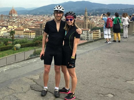 I biked through Tuscany and it was one of the hardest trips I've ever taken — but it was totally worth it | Italia Mia | Scoop.it