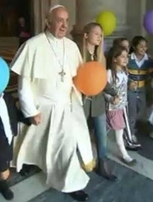 'How's the Joy in Your Home?' Pope Asks Families | Daily News | NCRegister.com | Religion | Scoop.it