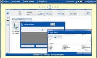 Procesador de texto adaptado para dificultades de aprendizaje ~ Docente 2punto0 | ticJR | Scoop.it