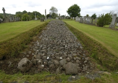 Rome's final Scottish frontier to be promoted - Scotland - Scotsman.com   Scottish Archaeology & History   Scoop.it