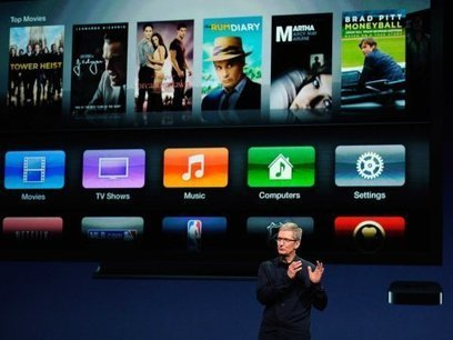 12 cool things you can do with Apple TV - Business Insider | television | Scoop.it