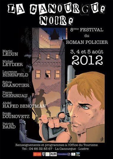 9ème Festival du roman policier à la Canourgue   Lozère Tourisme site officiel du CDT   Tourisme en Lozère   Scoop.it