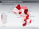 PowerPoint Map - Chinese Investments in Africa   Special Purpose Maps   Scoop.it