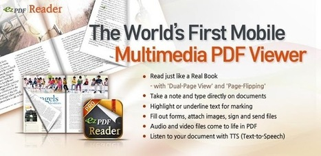 ezPDF Reader - Multimedia PDF v2.5.5.0 apk | Android Apps | Scoop.it