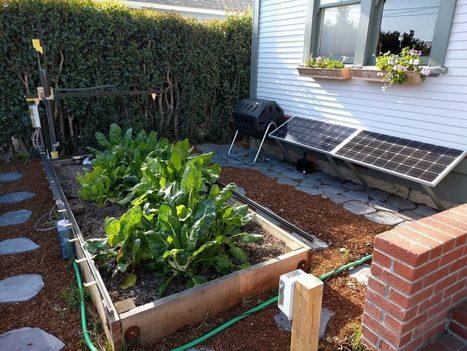 Un robot Open Source pour s'occuper de votre potager et faire pousser votre nourriture sans effort | Boite à outils blog | Scoop.it