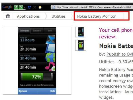 How to: Downloading Ovi Store .sis installation files from Desktop Web Browser for offline phone install : My Nokia Blog | Nokia, Symbian and WP 8 | Scoop.it
