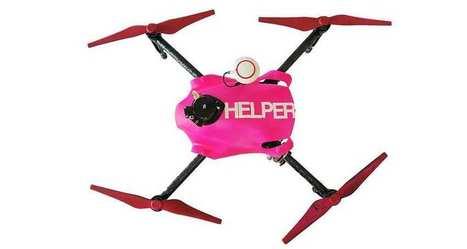 Helper, le drone secouriste sur la plage de Biscarrosse cet été   Filières métiers   Scoop.it