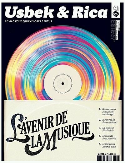 Usbek & Rica n°13 : L'avenir de la Musique | Music Industry News | Scoop.it