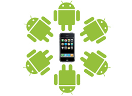 Android & iPhone Dominate Smartphone Market at BlackBerry's Expense [STATS] | Business Wales - Socially Speaking | Scoop.it