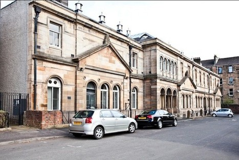 Glasgow baths club's elevated to A-list status : February 2014 : News : Architecture in profile the building environment in Scotland - Urban Realm | CRGP_ltd | Scoop.it