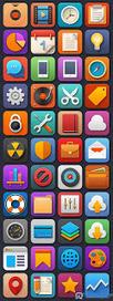 Softies : un joli pack d'icônes pour embellir votre site ou votre blog   Freewares   Scoop.it