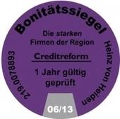 Bonitätssiegel 2013 - Kostenlose Pressemitteilungen veröffentlichen | Heinz von Heiden | Scoop.it