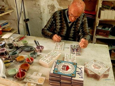 De Kütahya à Jérusalem : la céramique arménienne, ou l'art du feu et des couleurs | Merveilles - Marvels | Scoop.it