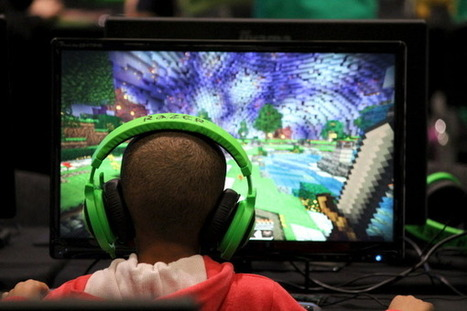 Minecraft in school? How video games could be the future of learning - Christian Science Monitor | Techno-pedagogical design and e-Learning | Scoop.it