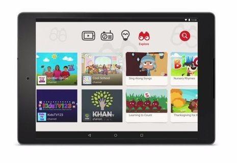 Google presenta un Youtube para niños | InEdu | Scoop.it