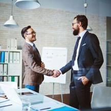 'Bedrijven denken vaak te licht over samenwerken'   All you can ask   Scoop.it
