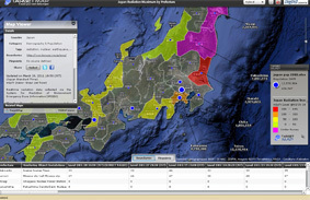 Mobilisation cartographique autour du séisme de Sendai | SIG la Lettre | Japon : séisme, tsunami & conséquences | Scoop.it
