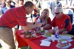 Food Day Fair brings competition, spreads awareness of healthy living | Arizona Daily Wildcat | CALS in the News | Scoop.it