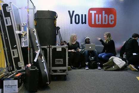 Musique: guerre ouverte entre YouTube et les producteurs indépendants | Re invent music industry | Scoop.it