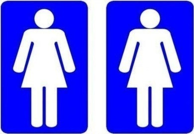 Scottish Bathroom Sign | In Today's News of the Weird | Scoop.it
