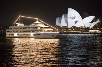 `Vivid' Nights on the Sydney Harbour - Focus on Travel News | Sydney Cruise | Scoop.it
