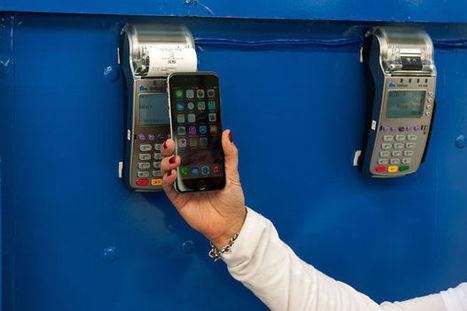 Des failles de sécurité découvertes dans le paiement NFC RFID par smartphone | Hightech, domotique, robotique et objets connectés sur le Net | Scoop.it