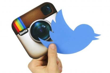 Instagram is taking advantage of Twitter's weakness | Instagram | Scoop.it