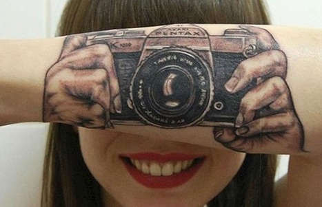 30 Creative And Interactive Tattoos - Most Creative Tattoos | Laser Tattoo  Removal Croydon | Scoop.it