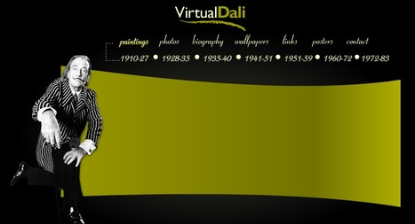 Salvador Dali | at VirtualDali.com | Midnight Movies | Scoop.it