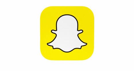 Snapchat turns facial recognition technology on its head   Libertés Numériques   Scoop.it