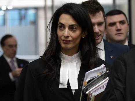 David Starkey launches scathing attack on Amal Clooney for over-promoting human rights | Welfare, Disability, Politics and People's Right's | Scoop.it