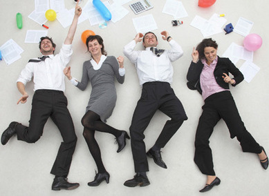 An Office Where Funny Business Is Encouraged   Business Attractitude   Scoop.it