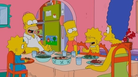 How the Simpsons have secretly been teaching you math | Land of Math | Scoop.it