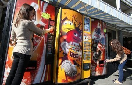 Ces distributeurs que les parents voudraient sucrer - Charente Libre | Jacques bujault | Scoop.it