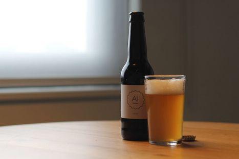 Cette bière a été conçue par une IA, et elle est délicieuse | Post-Sapiens, les êtres technologiques | Scoop.it