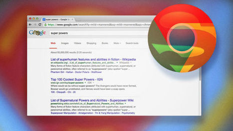 The Secret Powers of Chrome's Address Bar | Infotention | Scoop.it