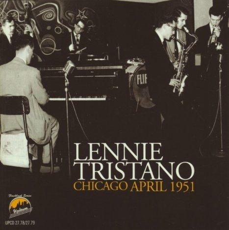 Lennie Tristano Chicago April 1951 | Fabrizio Pucci - Jazz in Italia | Scoop.it