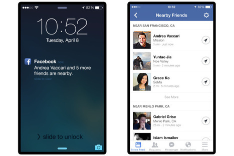 Facebook Adds a Feature That Lets People See Your Location — But It's ... - TIME | My English page Bart van den Berk | Scoop.it