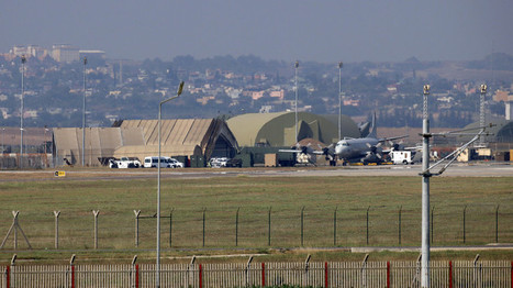 Massive anti-US rally staged at NATO Incirlik air base in Turkey (VIDEO, PHOTOS) | Saif al Islam | Scoop.it
