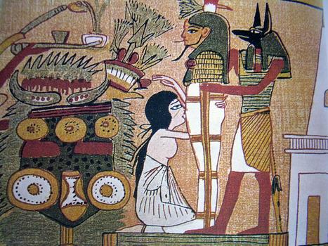 Antiguo Egipto. Felación | Safo | Scoop.it