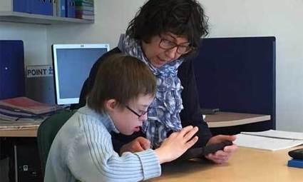Des appli pour personnes handicapées : expérience réussie ! | La technologie au service de la santé et du handicap | Scoop.it