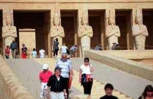 Hatshepsut, Valley of the Kings completely closed | Égypt-actus | Scoop.it