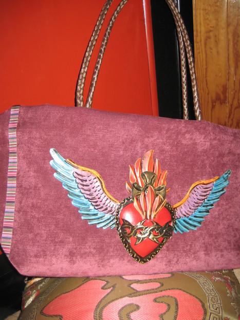 Colección Milagritos | accesorios, bolsas, zapatos, ropa, carteras, libretas....productos artesanales y asociados al aspecto holístico | Scoop.it