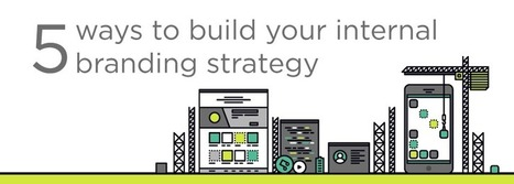 5 ways to build your internal branding strategy | Interact | Internal Communications Tools | Scoop.it