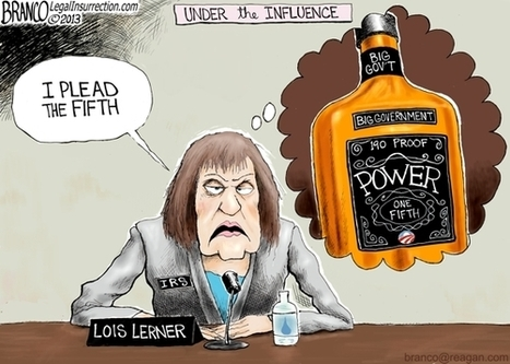 """Could Lois (""""I take the 5th"""") Lerner of the IRS scandal also be an accessory to terror funding? 